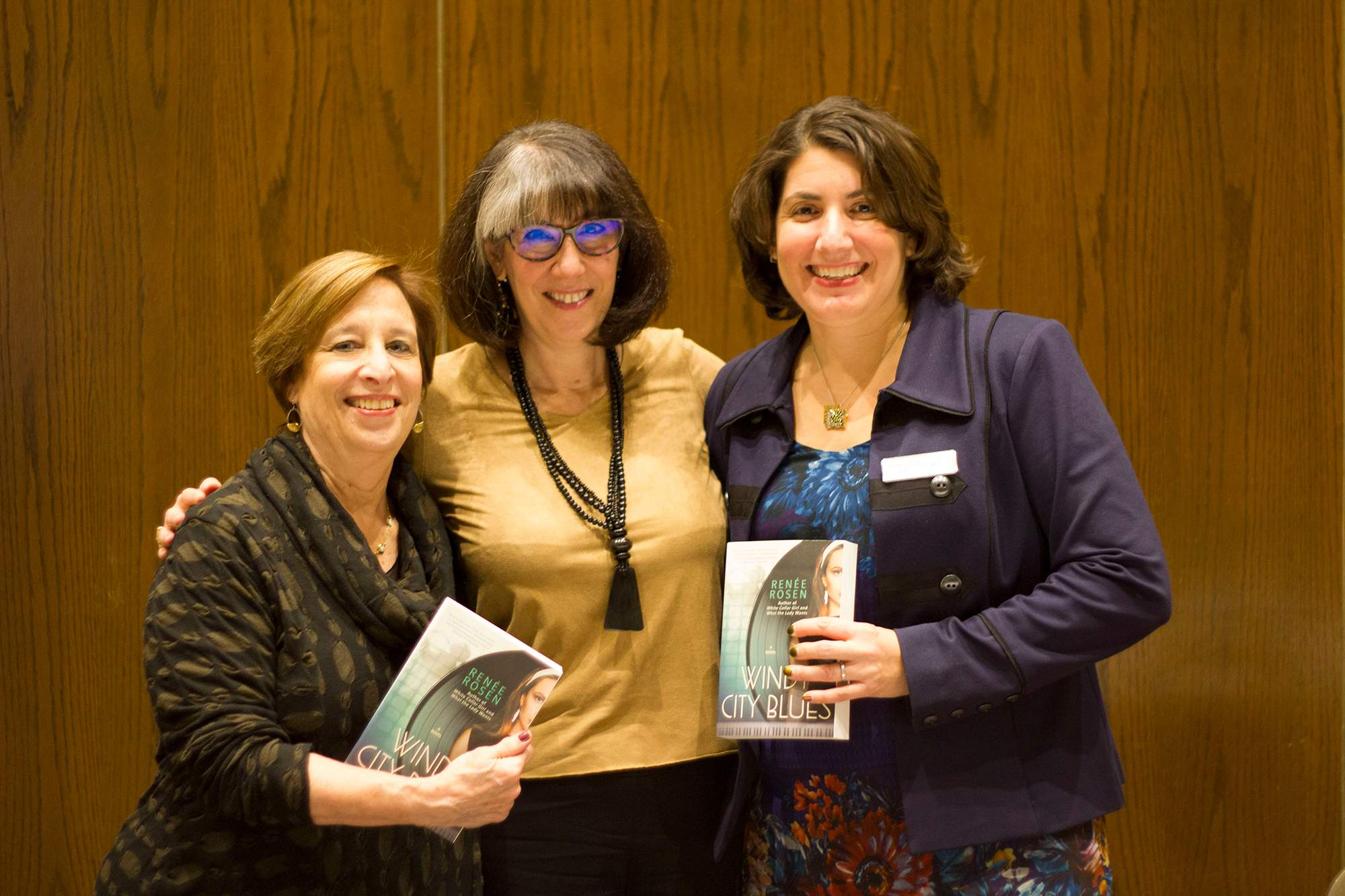 Sisterhood Torah Fund Book Club