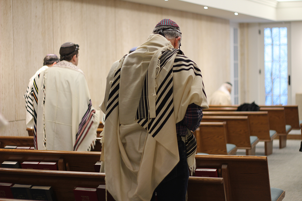 Daily Minyan Service & Schedule