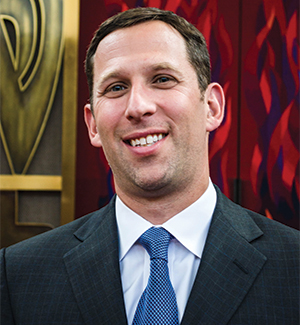 Senior Rabbi Michael Schwab*